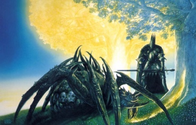 The Killing of the Trees by John Howe